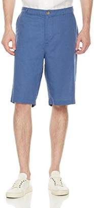 Isle Bay Linens Men's Solid Shorts