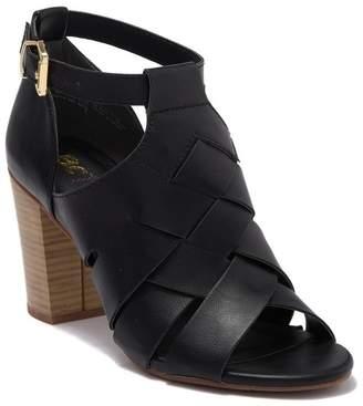 BC Footwear Pathway Vegan Block Heel Sandal