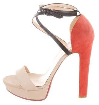 Christian Louboutin Summerissima 140 Sandals