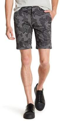 Wellington Camo Print Shorts