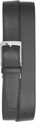 Dunhill Spoiler Pebbled Leather Belt