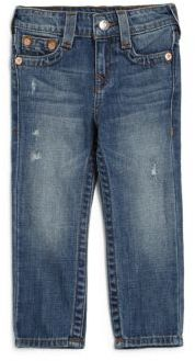True Religion Toddler's & Little Boy's Geno Relaxed Slim Jeans $79 thestylecure.com
