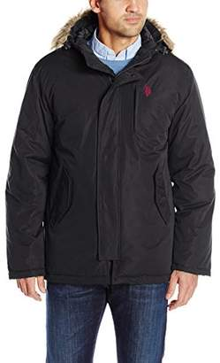 U.S. Polo Assn. Men's Hooded Parka