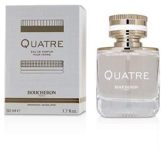 Boucheron NEW Quatre EDP Spray 50ml Perfume