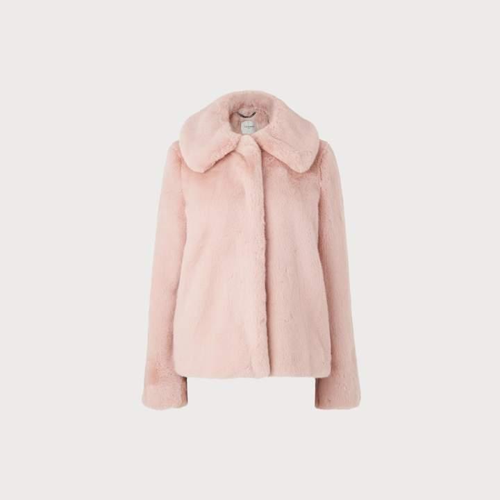 Ivone Pink Coat