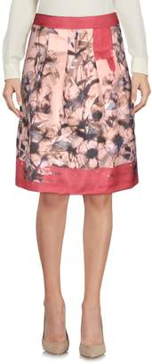 Mariella Rosati Knee length skirts - Item 35299083WK