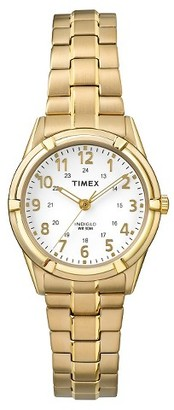 Timex Women's Timex Expansion Band Watch - Gold TW2P891009J $44.99 thestylecure.com