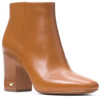 MICHAEL Michael Kors Women's Elaine Leather Booties