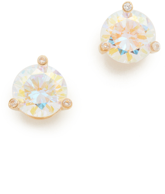 Kate Spade New York Rise And Shine Small Stud Earrings $38 thestylecure.com