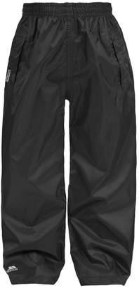 Trespass Adults Unisex Packup Trouser Waterproof Packaway Trousers (M)