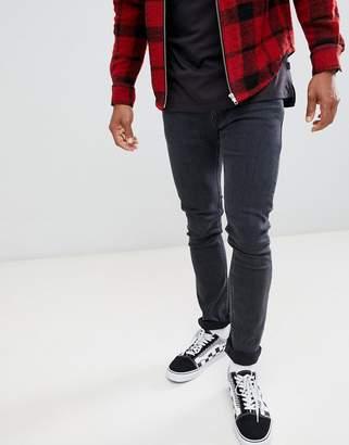 Lee luke skinny jeans concrete gray