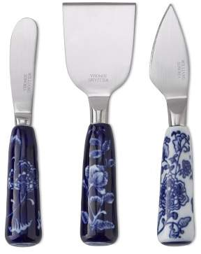 Williams-Sonoma Williams Sonoma Ginger Jar Cheese Knives, Set of 3
