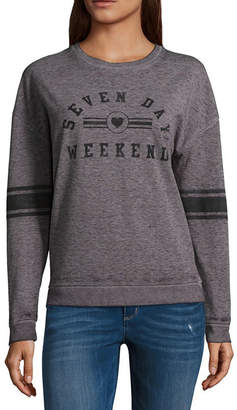 Fifth Sun Seven Day Weekend Sweatshirt - Junior