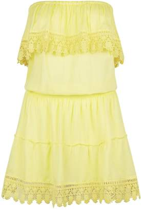 Melissa Odabash Joy Bandeau Mini Dress