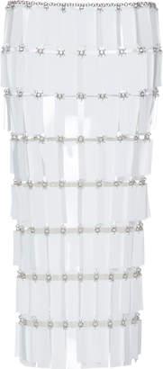 Knee-Length Tile Link Skirt