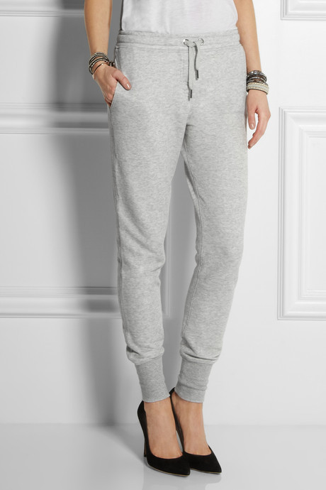 Zoe Karssen Jersey track pants