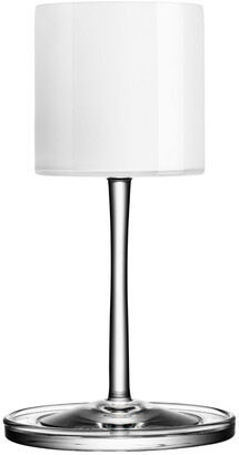 Orrefors 7In White Wine Glass By Karl Lagerfeld