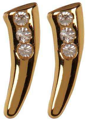 Rebecca Minkoff Mini Curved Stud Earrings