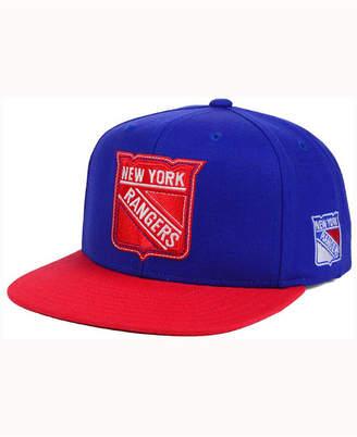 Reebok New York Rangers 3T Snapback Cap