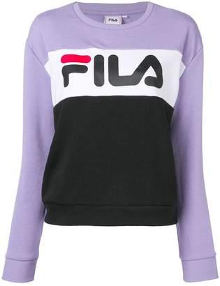 Fila crew neck sweater