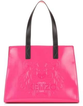Kenzo Tiger pink tote