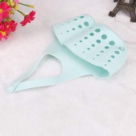 Unbranded Portable Home Kitchen Hanging Drain Bag Basket Bath Storage Tools Sink Holder