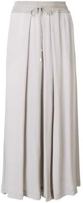 Lorena Antoniazzi wide leg trousers
