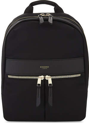 Knomo Mayfair Beauchamp mini nylon backpack