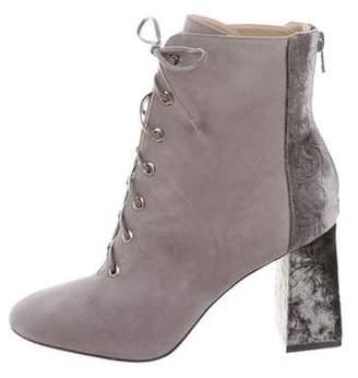 Zac Posen Carmen Ankle Boots
