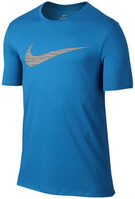 Nike Dri-Fit Swoosh Graphic Tee