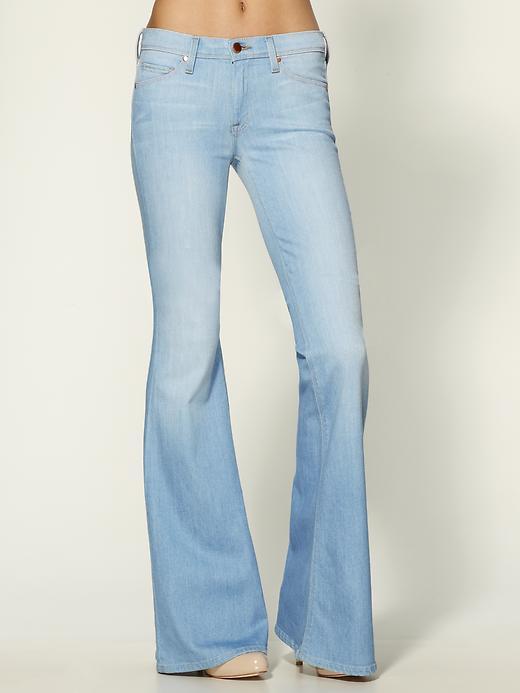 Genetic Denim The Fever Mid-Rise Bell Bottom Jeans