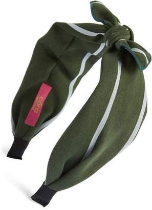 Cara Stripe Knot Headband