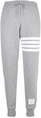 Thom Browne Four Stripe Sweatpants