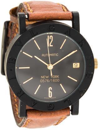 Bvlgari Bvlgari New York Watch
