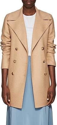 The Row Women's Zora Wool-Cashmere Double-Breasted Jacket