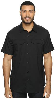 Columbia Silver Ridge Litetm Short Sleeve Shirt Men's Short Sleeve Button Up