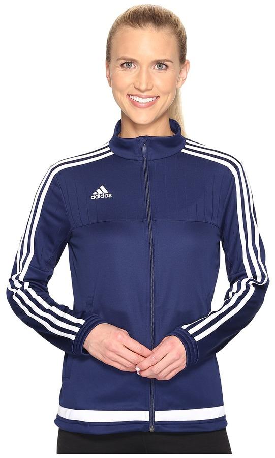 adidas - Tiro 15 Training Jacket Women's Workout