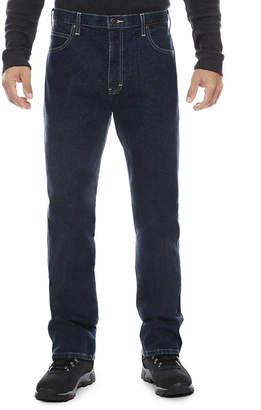 Dickies 11293 Men's Reg Fit Straight 5-Pocket Jean