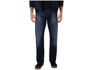 Mavi Jeans Myles Midrise Straight Leg in Dark Williamsburg Men's Jeans