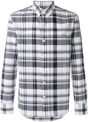 Moncler Gamme Bleu button down shirt