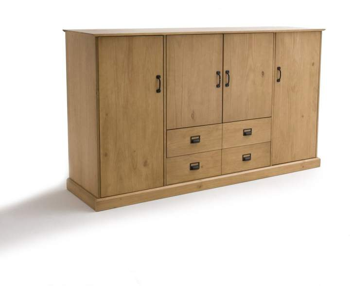 la redoute interieurs armoire lindley sp cial soupente. Black Bedroom Furniture Sets. Home Design Ideas