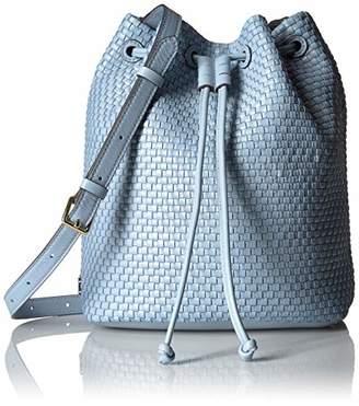 Cole Haan Women's Bethany Woven Bucket Bag