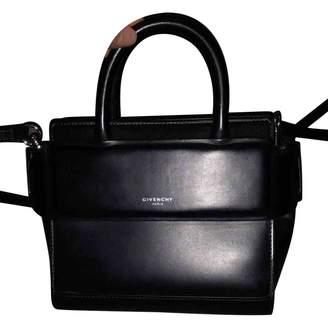 7f55f367d213 Givenchy Horizon Black Leather Handbag