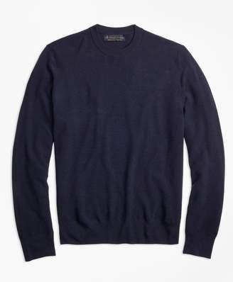 Brooks Brothers BrooksTech Merino Wool Textured Crewneck Sweater