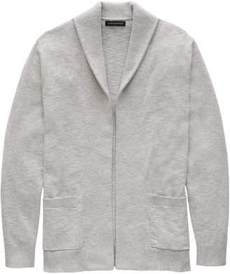 Banana Republic JAPAN EXCLUSIVE Organic Cotton Cardigan Sweater