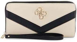 GUESS Large Kamryn Zip-Around Wallet