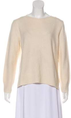 The Row Wool & Cashmere-Blend Sweater