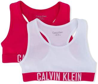 Calvin Klein Kids sports bra set