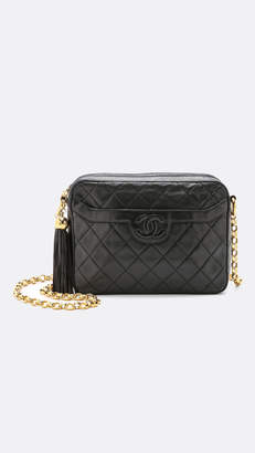e2b0cd9229ef Chanel Black Shoulder Bags for Women - ShopStyle Australia