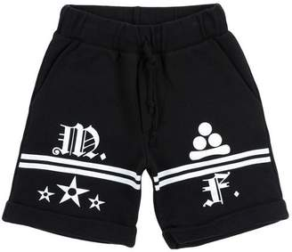 Odi Et Amo Bermuda shorts